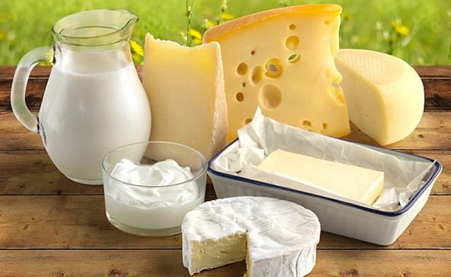 Експорт молочних продуктів у квітні скоротився на 4,5%